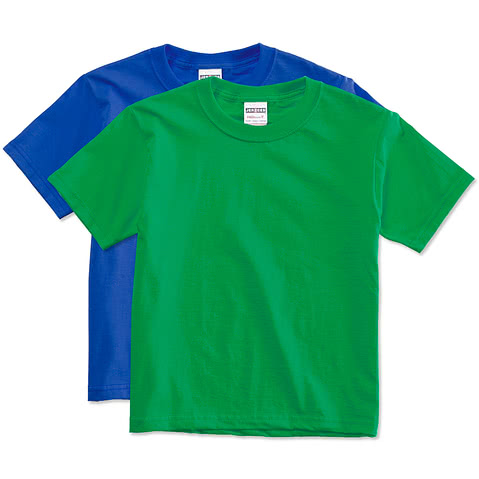Canada - Jerzees Youth Lightweight 100% Cotton T-shirt