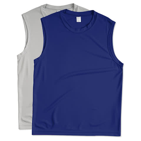 Sport-Tek Competitor Performance Muscle Tank