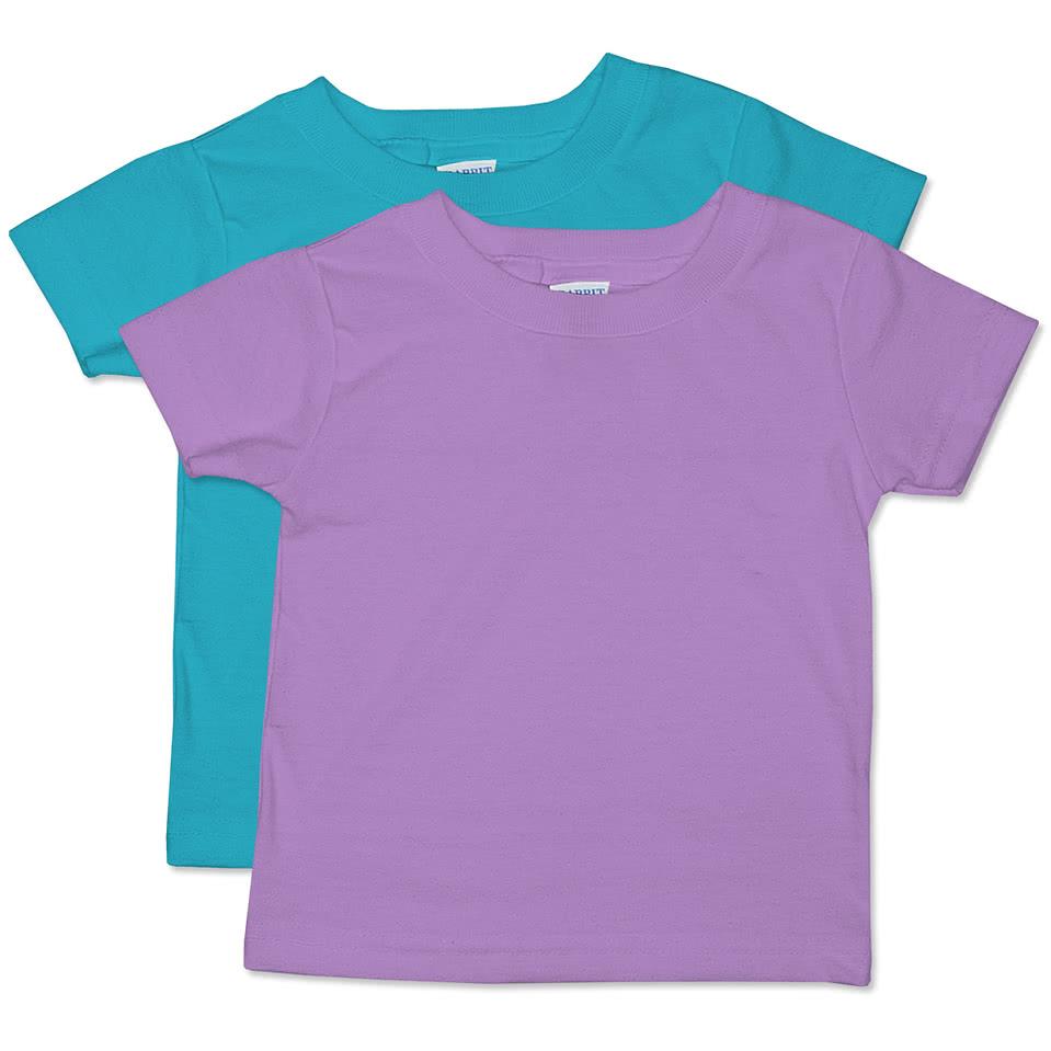 Shirt design canada - Canada Rabbit Skins Infant T Shirt