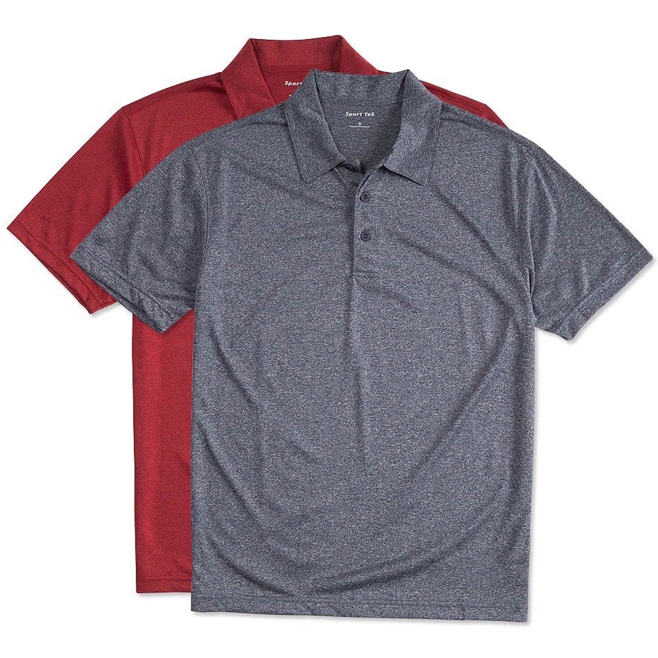Performance Polo Shirts Custom Design Dri Fit And Performance Polos