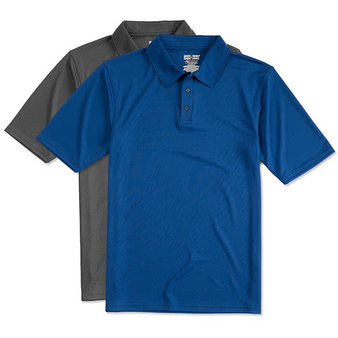 Jerzees Micro-Mesh Performance Polo