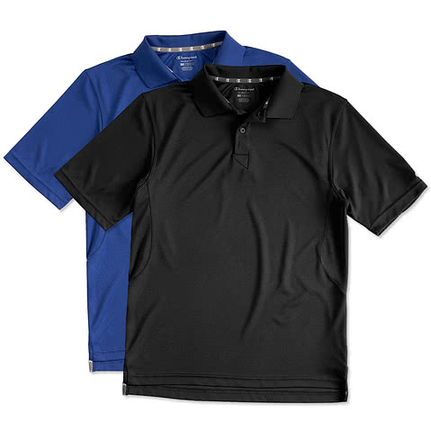 Champion Double Dry Performance Polo