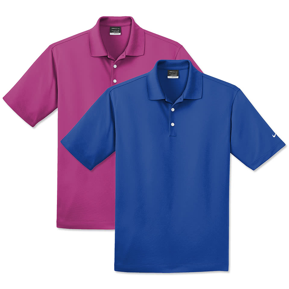 608fe2423 Custom Golf Shirts - Design Customized Nike Golf Shirts, Dri Fit Polos