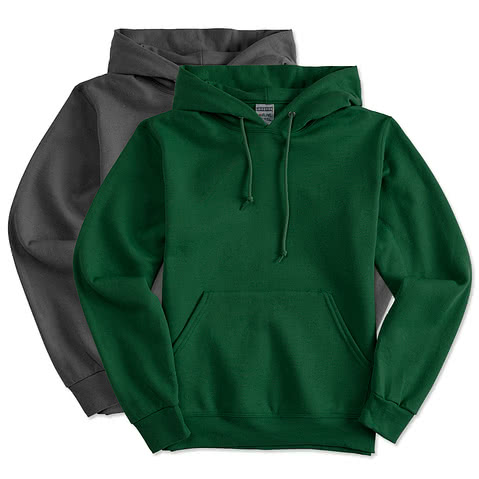 Canada - Jerzees Nublend® 50/50 Hooded Sweatshirt