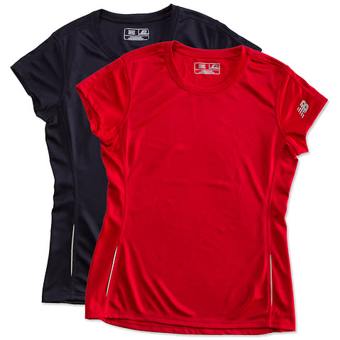 Canada - New Balance Ladies Tempo Performance Shirt