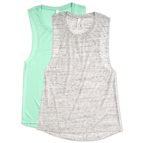 Bella Juniors Flowy Muscle Tank