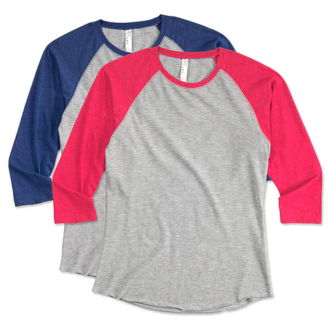 LAT Ladies Baseball Raglan