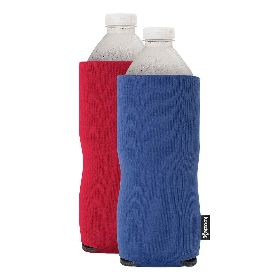 Design custom printed foldable large bottle koozies online for Shirts and apparel koozie