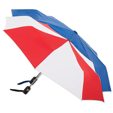 Totes Auto Open Compact Umbrella