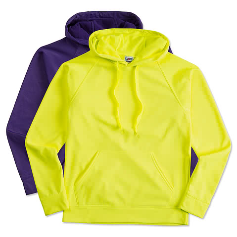 Jerzees Performance Hooded Sweatshirt