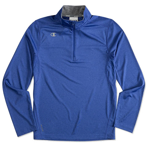 Champion Training Vapor 1/4 Zip Performance Shirt