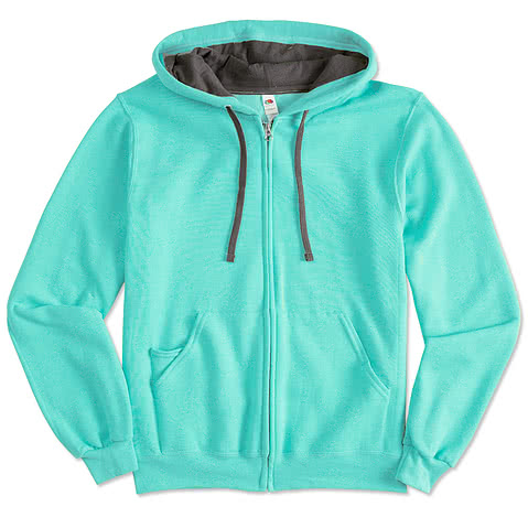 Fruit of the Loom Sofspun Zip Hoodie