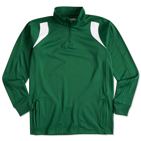 Team 365 1/4 Zip Performance Pullover