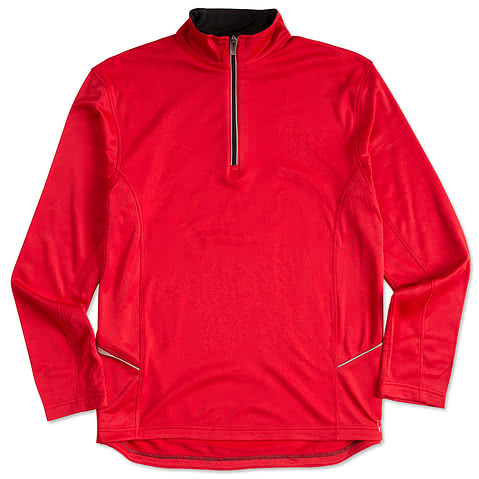 Ultra Club Lightweight 1/4 Zip Performance Pullover