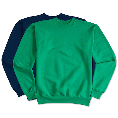 Hanes EcoSmart® 50/50 Crewneck Sweatshirt
