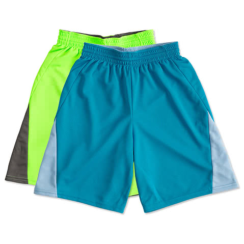 Teamwork Turnaround Reversible Basketball Shorts
