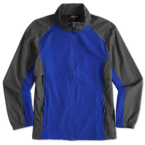 Core 365 Ladies Colorblock Lightweight Full-Zip Jacket