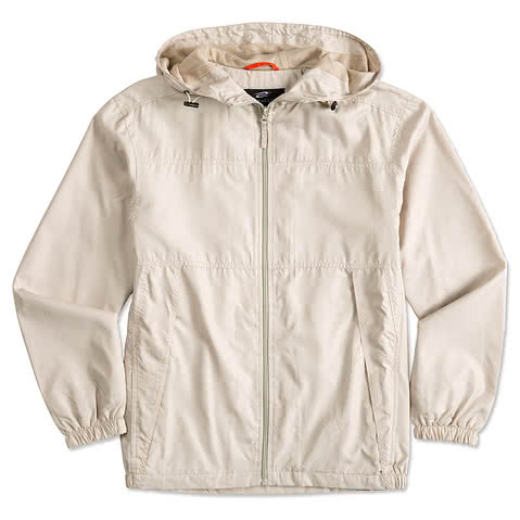 Ultra Club Full-Zip Hooded Jacket