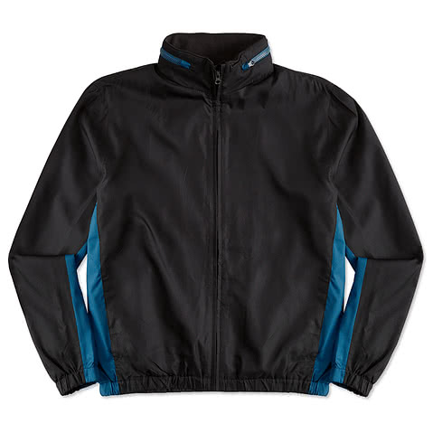 Port Authority Core Colorblock Full-Zip Jacket