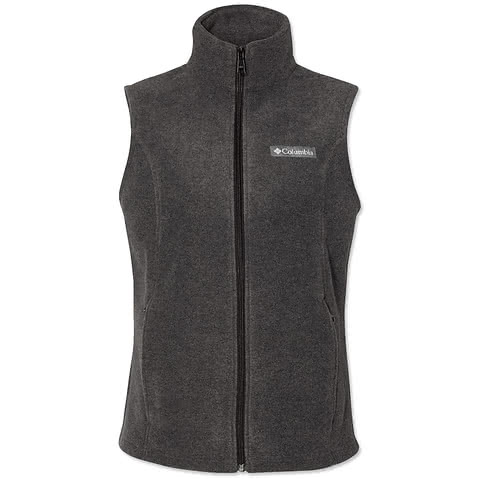 Columbia Ladies Benton Springs Fleece Vest