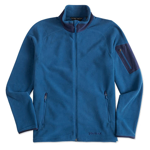 Marmot Reactor Full-Zip Microfleece Jacket