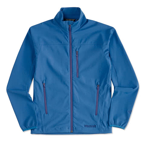 Marmot Lightweight Tempo Soft Shell Jacket