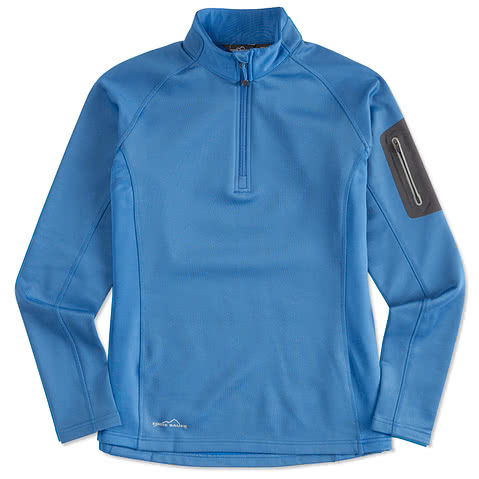 Eddie Bauer Ladies 1/2 Zip Performance Pullover