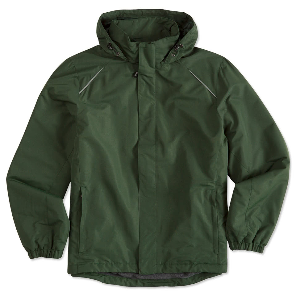 Custom Outerwear - Design Your Own at CustomInk.com