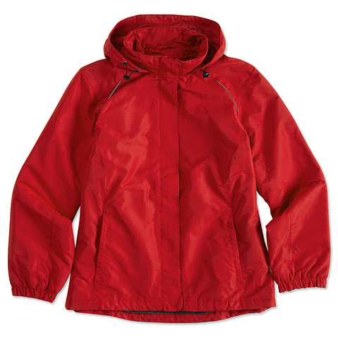 Core 365 Ladies Fleece Lined All-Season Jacket