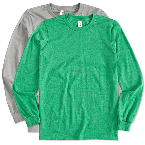 Anvil Long Sleeve Jersey T-shirt