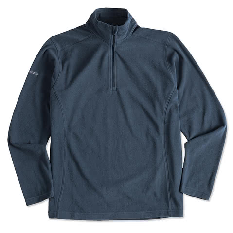 Columbia Crescent Valley 1/4-Zip Microfleece Pullover