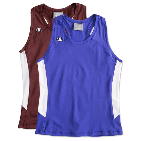 Champion Ladies Fast Break Racerback Lacrosse Jersey