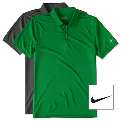 Nike Golf Dri-FIT Smooth Performance Polo
