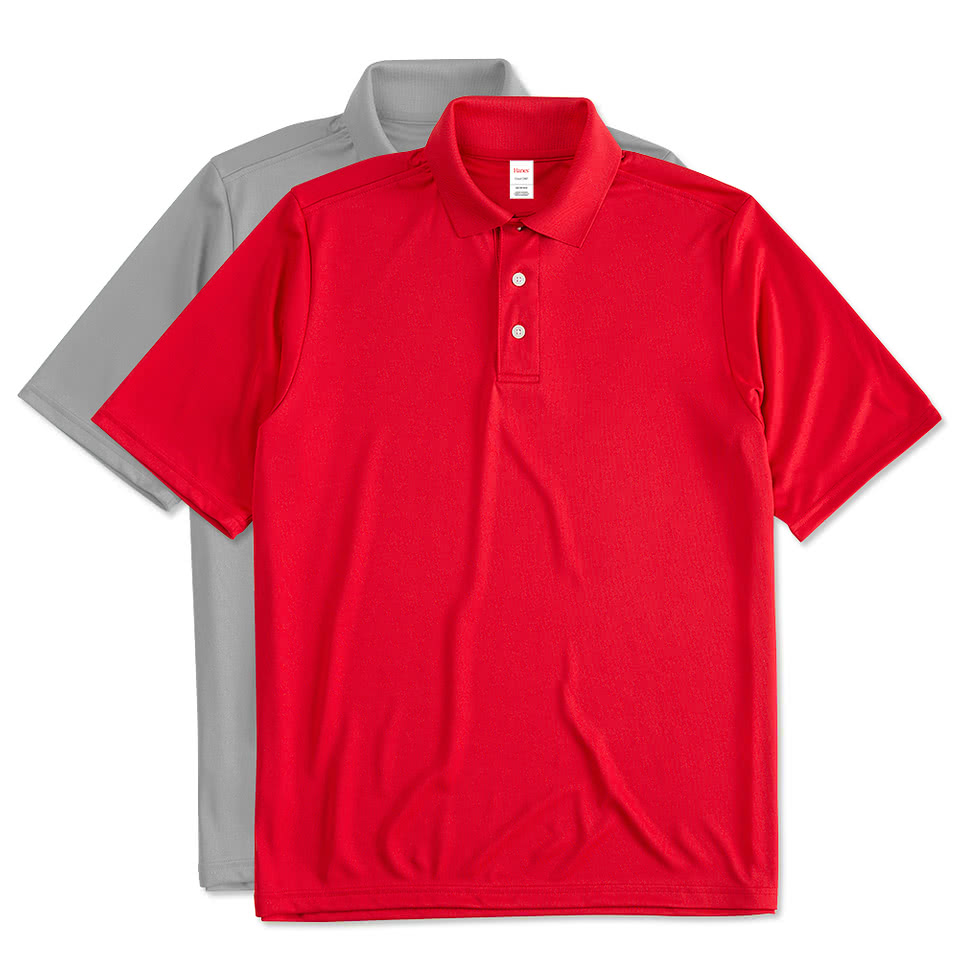 Performance Polo Shirts Custom Design Dri Fit And Performance Polos