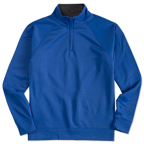 Jerzees 1/4 Zip Performance Pullover