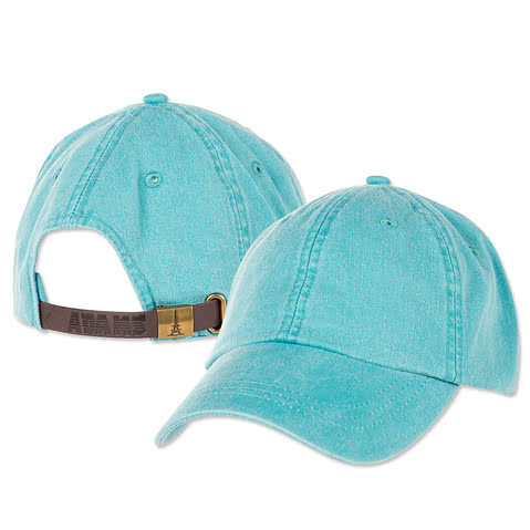 Adams Pigment Dyed Hat