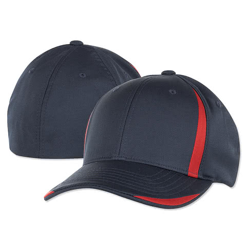 Yupoong Flexfit Colorblock Performance Hat