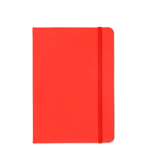 Medium Hard Cover Notebook