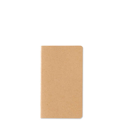 Recycled Soft Cover Mini Pocket Notebook