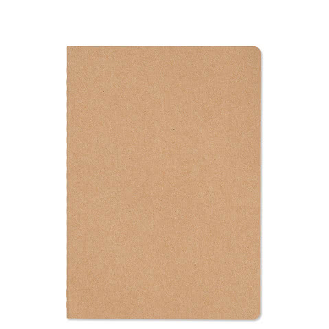 Recycled Soft Cover Medium Notebook