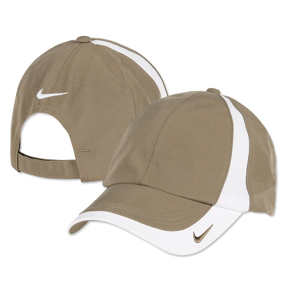 brown nike hat