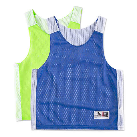 Augusta Youth Reversible Colorblock Practice Pinnie