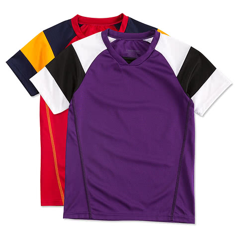 High Five Youth Mundo Performance Soccer Jersey