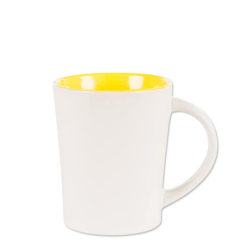 14 oz. Ceramic Two-Tone Citrus Mug