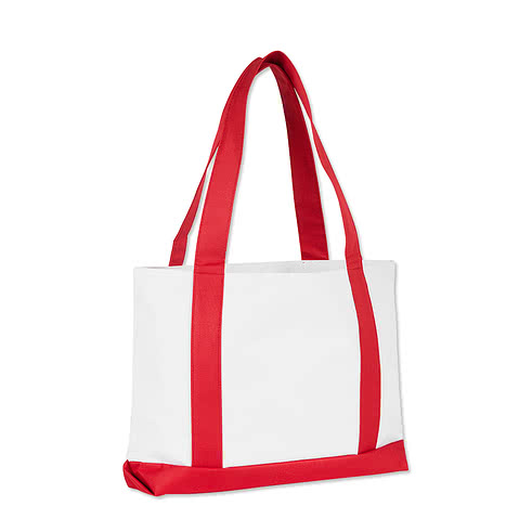 Medium Poly Boat Tote