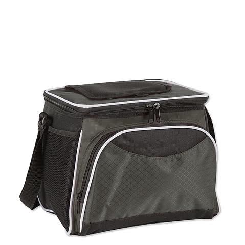 KOOZIE ® Contrast Easy-Open 12 Can Cooler
