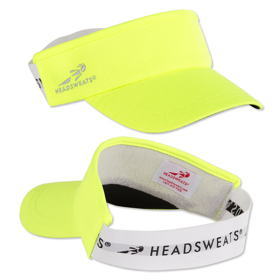 2c510fb682c Team 365 Headsweats Performance Running Visor