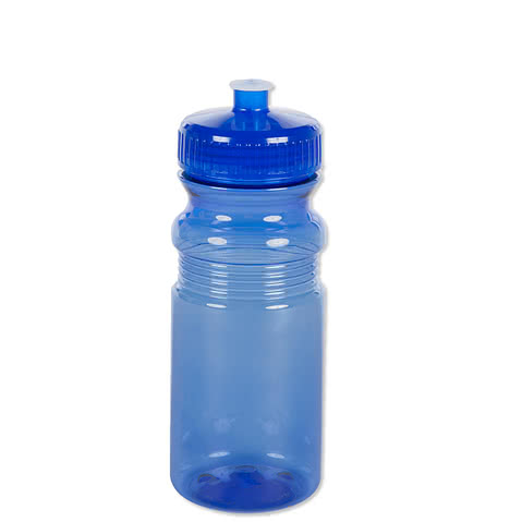 20 oz. Translucent Bike Water Bottle