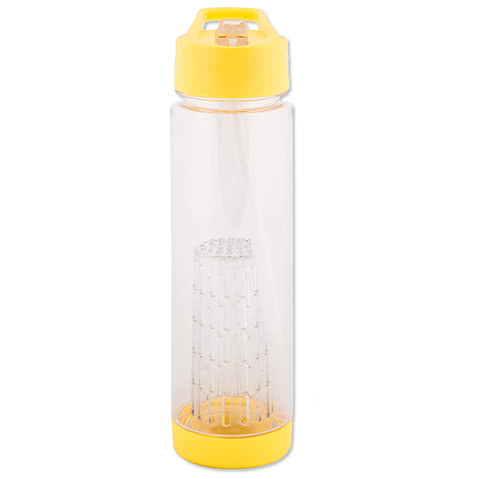 25 oz. Fruit Infuser Water Bottle