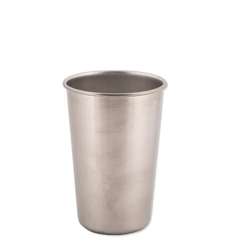 16 oz. Stainless Steel Pint Cup